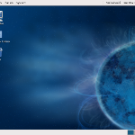 Fedora 10 Screenshot