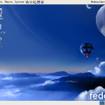 Fedora 7 Screenshot