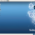 Fedora Core 5 Screenshot