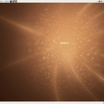 Ubuntu 5.04 Screenshot