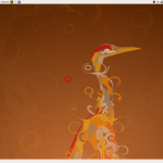 Ubuntu 8.04 Screenshot
