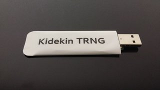 Image of the Kidekin Digital TRNG